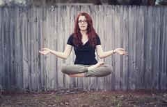 Levitation photo by Victoria Boulanger