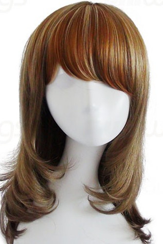 Uniwigs Juice Synthetic Clip-in Bang