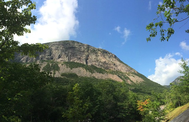 8/26/16 Catch the end of summer in Franconia Notch!