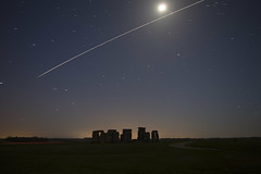 EXPLORED - Stonehenge ISS Pass photo by Tim Burgess : Perfexeon