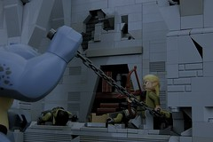 Legolas Battles The Cave Troll In Moria photo by JustinR.