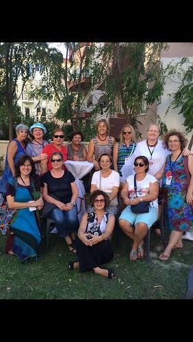 <b>Çanakkale Sergisi</b><div>Çeşitli illerden buluşmaya gelen hocalarla tanıştım. Tanıdığım hocalarla kucaklaşma imkanı buldum.</div>