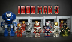 LEGO Iron Man 3 photo by MGF Customs/Reviews