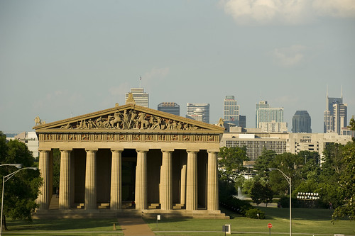 The Parthenon, Centennial Park