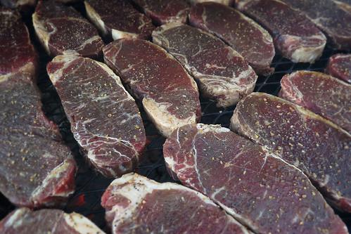 Men's Steak Night