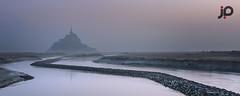 Wake up Mont Saint Michel photo by J P   Photography