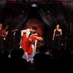 Devin DeSantis, Adam Estes, Tiffany Topol, and Keely Vasquez. Photo by Cheri Eisenberg.