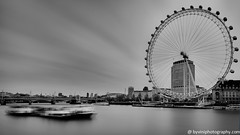 London Eye View photo by byVini photography