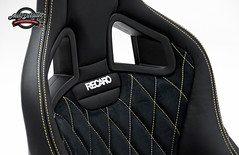 RS250 Custom Interior Reupholstery photo by autodetailer