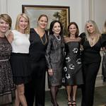 Julie Ruck, Deirdre Franklin, Kendra Wallace, Alexandra Nichols, Susanna Ver Eecke, Marjorie Bransfield, and Wendy Baker
