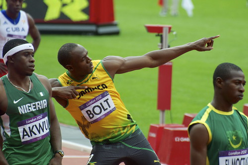 Usain Bolt - The Bolt!
