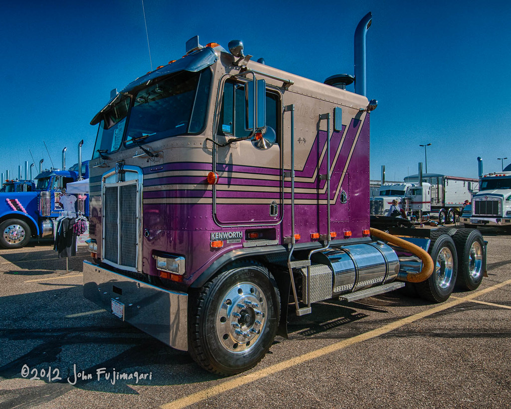 Kenworth Cabover Trucks