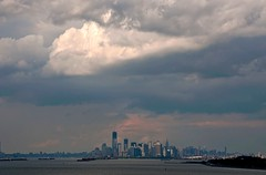 Storm over Manhattan photo by john.blake89