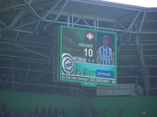7814830266 bb2bb0a607 FC Groningen   Willem II 1 1, 19 augustus 2012