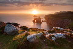 Land's End, Day's End photo by Paul Newcombe