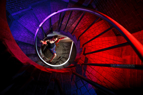 Colorful Spiral photo by Ilko Allexandroff (a.k.a. sir_sky)