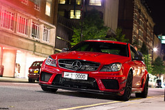 Mercedes C63 AMG Black Series photo by F14BigAl