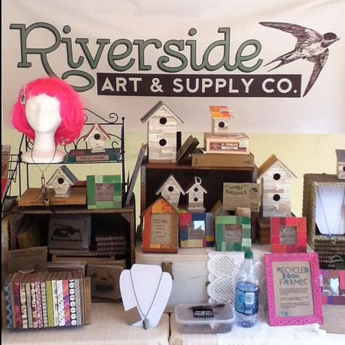 Riverside banner!