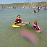 Surfing with Luke<br/>20 Aug 2012