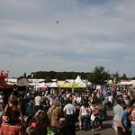 Spitfire over newbury show<br/>15 Sep 2012