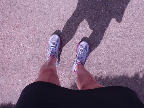 Post-run Legs