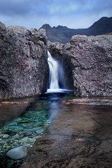 Fairy Pools, Skye photo by Christopher Swan
