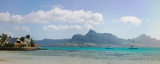 Ile aux aigrettes, Mauricius