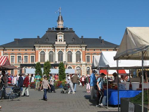 Kuopio Market Place