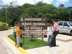 Entrada del Parque