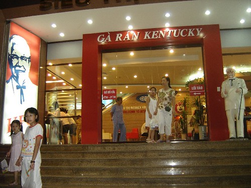 Kentucky in Hanoi