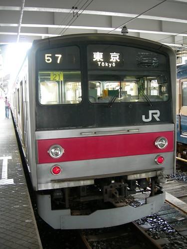 京葉線205系転属車