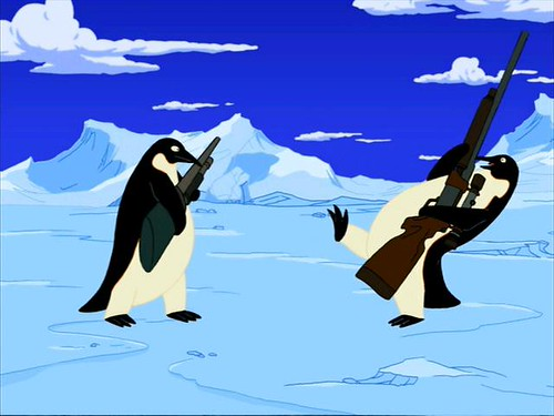 Penguins With Guns 03