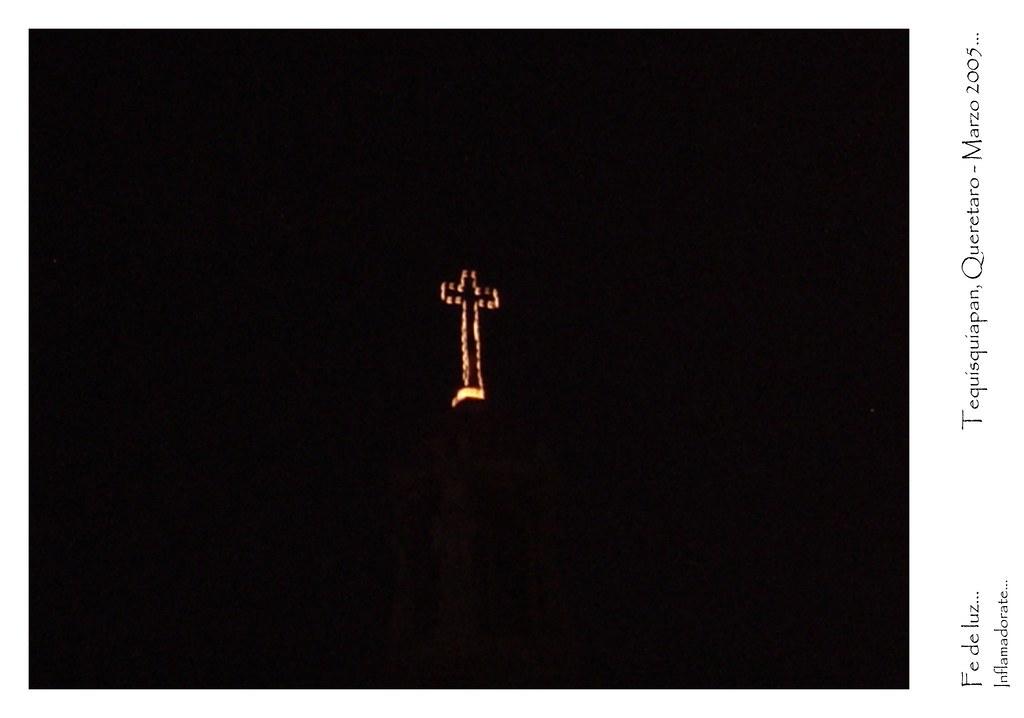 Fe de luz...