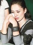 Hong Kong singer Gillian Chung