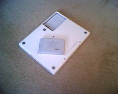 apple ibook battery recall