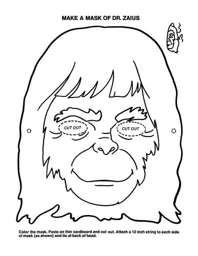 Dr. Zaius!Dr.Zaius!