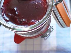 marmelade: zwetschke und zimt