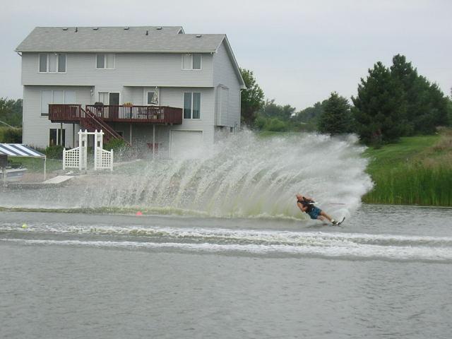 bud piercy slalom