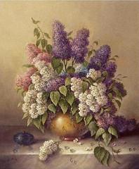 MS - Floral Still