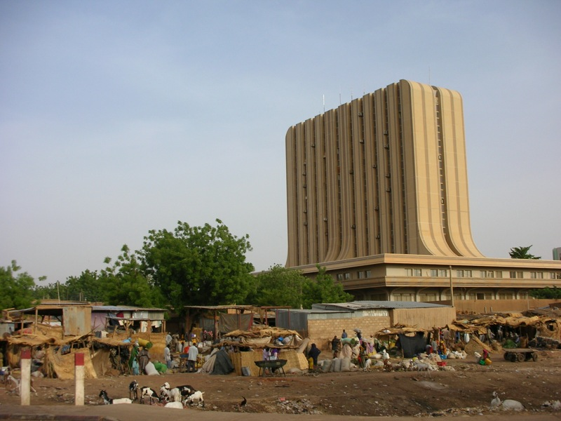 Niamey Niger City Gallery Skyscrapercity