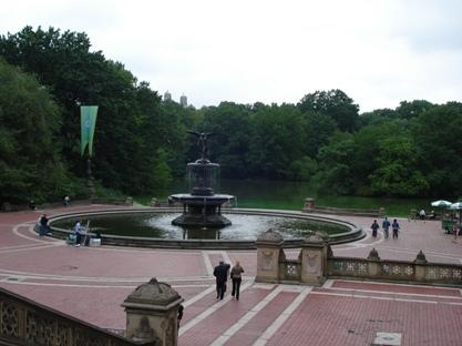 Lake at Central Park