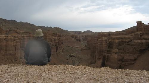 Sharin Canyon, Kazakhstan / カザフスタンのシャリンカンヨン