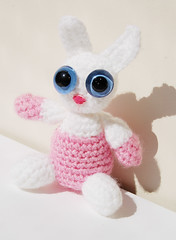 The Amigurumi Bunny Stina kanin by iHanna