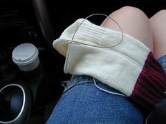 Stitch'N Pitch Socks - still knitting
