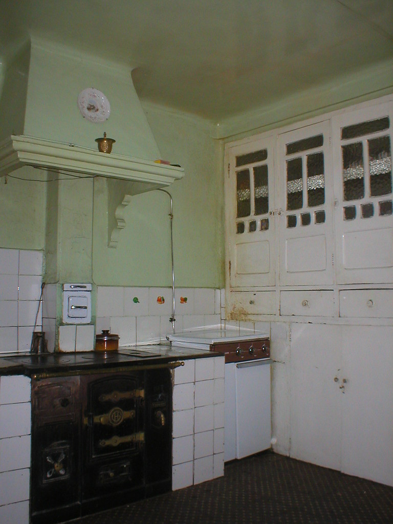 La cocina en foto