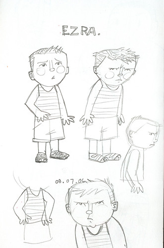 sketches of ezra 1