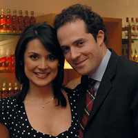 Silvia Corzo y Jorge Leyva