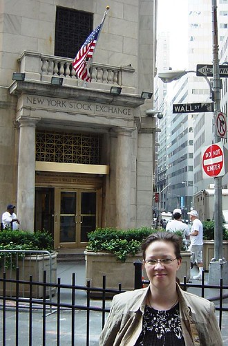 Riikka and NYSE