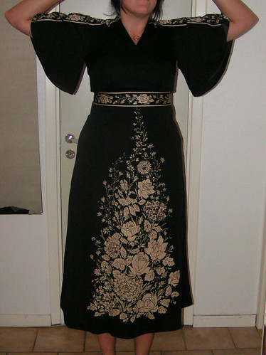 Hs klänning.