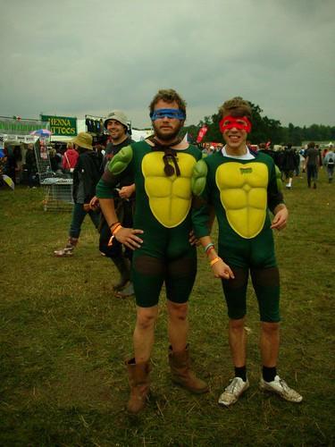 ninja!Turtles!